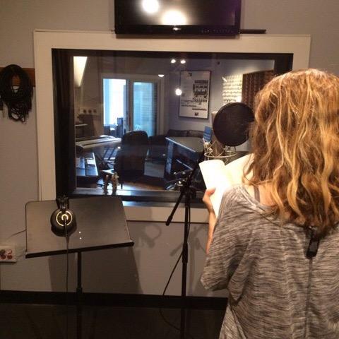 Audiobook Rehearsals